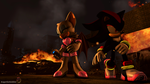An unwelcome consequences for Shadow and Rouge by G-ManMobius