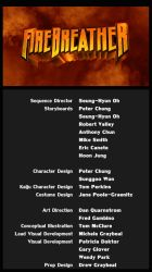 FireBreather Ending Credit by rick0404