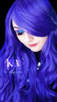 Blue or Purple? by KatieAlves