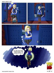 #18's Night Out (Tights Edition) Page 4 by HyrosDiaperDivas