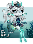 Mermay Gleamstic Raffle - Betta babe! [OPEN] by Cyleana