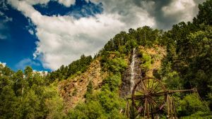 Colorado Waterfall by gperkins10