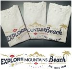 T-shirts design outdoor by EugeneStanciu