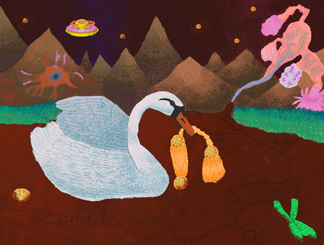 Purity in Filth Pixel Art by MaizeGhost