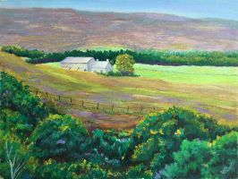 West Pennine Moors by Cozmia