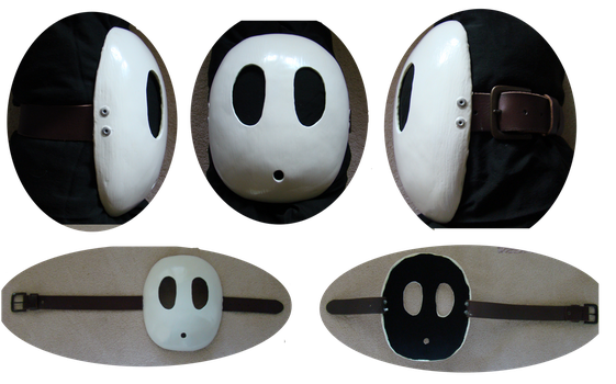 Shy Guy Mask- Sold by 3092