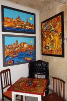 Artgallery IL - Forn 2015 by Evilpainter