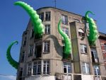 octopied building by FilthyLuker
