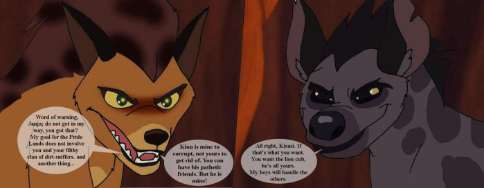 Enter the Jackal: Dealings with filth by Gloverboy23