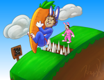 The Great Carrot Man by hayy1
