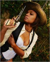 Pamela Henry: Bounty Hunter 5 by TheGreatWukong