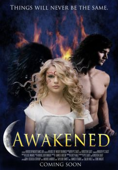 Awakened Movie Poster by HousexOfxNight