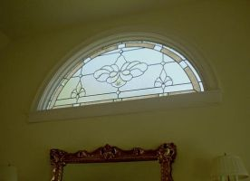Victorian Leaded Panel by CCGlazier