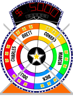 Star Wheel #5 $5,000 2 by mrentertainment