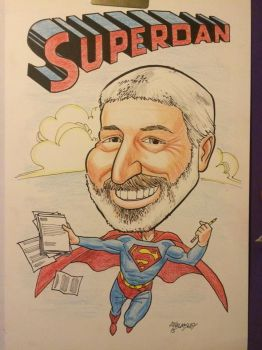 Caricature Commission 1 by Walmsley