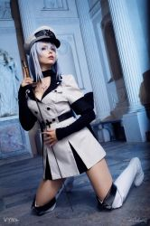 Esdeath - Akame ga Kill III by Calssara