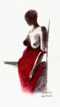 Red Dress 2 by maxine
