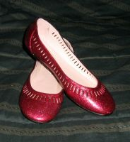 D's Ruby Slippers by Destiny-Carter