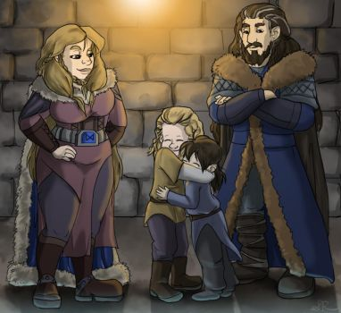Family Durin by tronnie