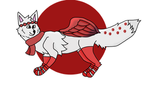 Another Animal Jam Art request for someone by BraveHeartedw0lf