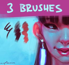 3 brushes by apterus