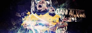 Dani Alves by AHDesigner