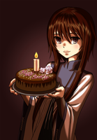 Happy Birthday to FeedTheRain by mzsora