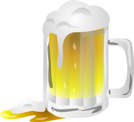 Beer Mug by ravendark82