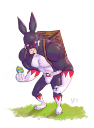 Eastercide - original character by Riverd