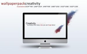 Creativity Wallpaper Pack HD by terrencephil