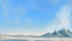 Environment sketch 4 by TomTC