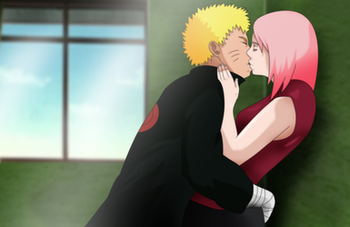 Narusaku - With You by HayabusaSnake