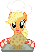 Applejack - Chef's masterpiece by abydos91