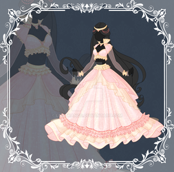 [Close]  Adoptable Outfit Auction 89 by LifStrange