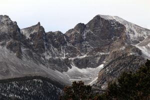 Wheeler Peak Cirque, Great Basin National Park by RichardEly