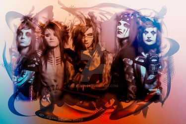black veil brides by cylevie