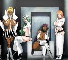 Bleach girls by cyberunique