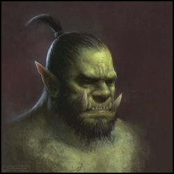 Orc by SilentIvo