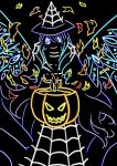 Halloween Lights by ShiaSeki-Suishou
