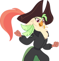 Vector #811 - Captain Celaeno #4 by DashieSparkle