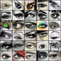 All The Eyes by EmilyHitchcock