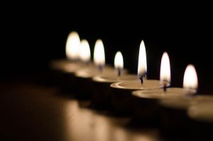 Tealight Candles by roarbinson