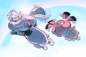 The Snubbull Family