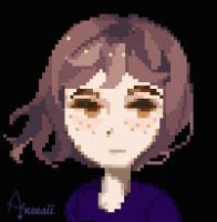 Pixel Practice by Aninsey