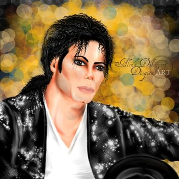 MJ from my Fantasy by aledobo