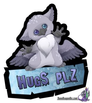 Hugs Plz by neondragon