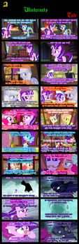 MLP - A Winternet's Tail by shadesmaclean
