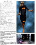 Ivy7om's All Hallow's Eve Bio sheet by Tazirai