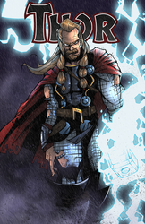 Thor by jUANy