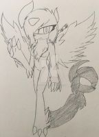 Absoliana The Absol by XxMysticLoliKittenxx